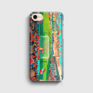 globe arena   3D Phone case